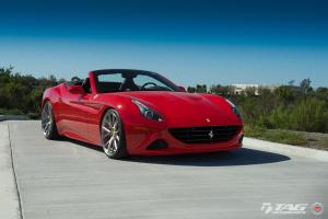 2017 Ferrari California T by TAG Motorsports on Vossen Wheels (VPS-306)